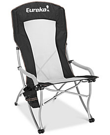 Eureka Curvy High Back Chair from Eastern Mountain Sports