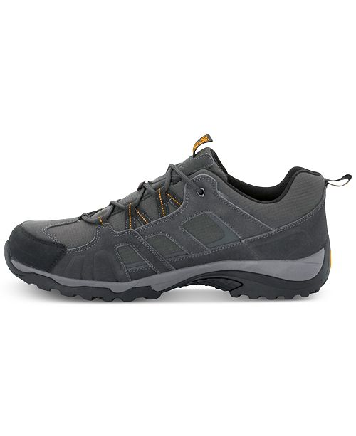 Jack Wolfskin Men's Vojo Low Texapore Hiking Shoes, Burly from Eastern Mountain Sports