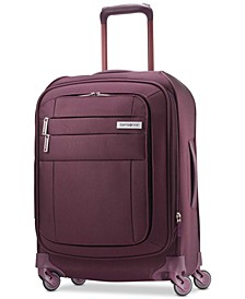 "CLOSEOUT! Agilis 21"" Softside Carry-On Spinner Suitcase, Created for Macy's"
