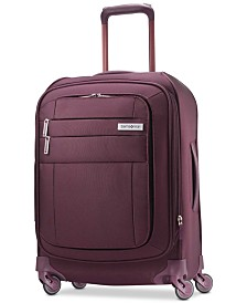 "CLOSEOUT! Samsonite Agilis 21"" Softside Carry-On Spinner Suitcase, Created for Macy's"