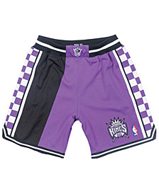 Mitchell & Ness Men's Sacramento Kings Authentic NBA Shorts