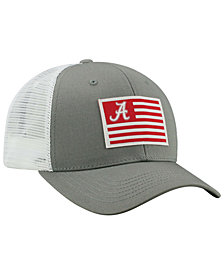 Top of the World Alabama Crimson Tide Brave Trucker Snapback Cap