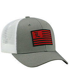 Top of the World Louisville Cardinals Brave Trucker Snapback Cap
