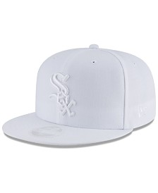New Era Chicago White Sox White Out 59FIFTY FITTED Cap