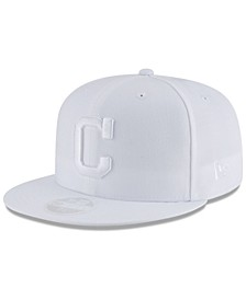 Cleveland Indians White Out 59FIFTY FITTED Cap