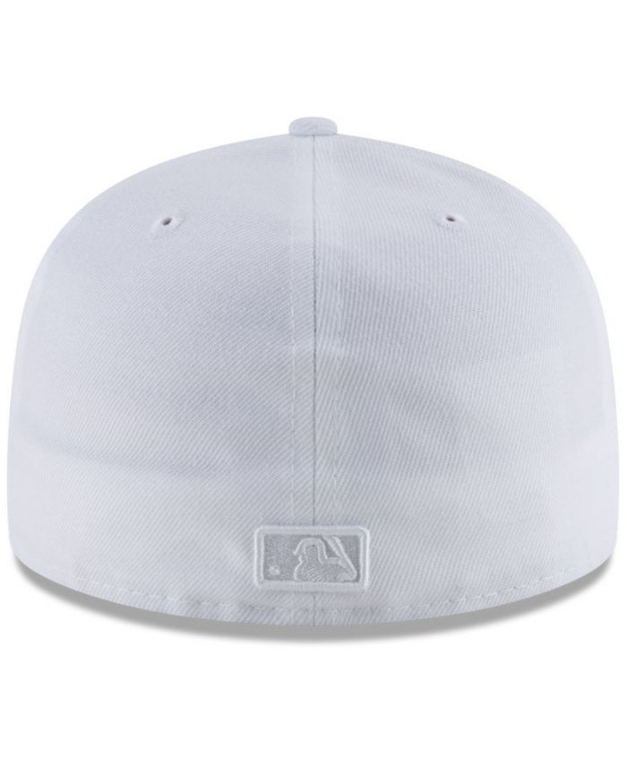 New Era St. Louis Cardinals White Out 59FIFTY FITTED Cap & Reviews - Sports Fan Shop By Lids - Men - Macy's