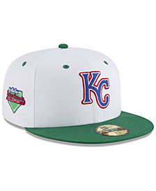 New Era Kansas City Royals Retro Diamond 59FIFTY FITTED Cap