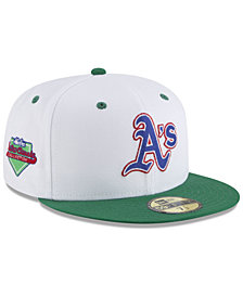 New Era Oakland Athletics Retro Diamond 59FIFTY FITTED Cap