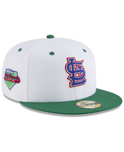 new product 8cd3f 5f510 St. Louis Cardinals Retro Diamond 59FIFTY FITTED Cap