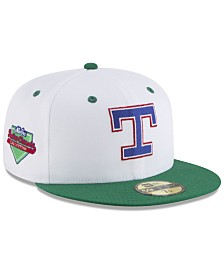 New Era Texas Rangers Retro Diamond 59FIFTY FITTED Cap