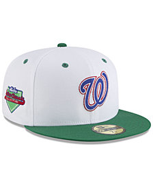 New Era Washington Nationals Retro Diamond 59FIFTY FITTED Cap