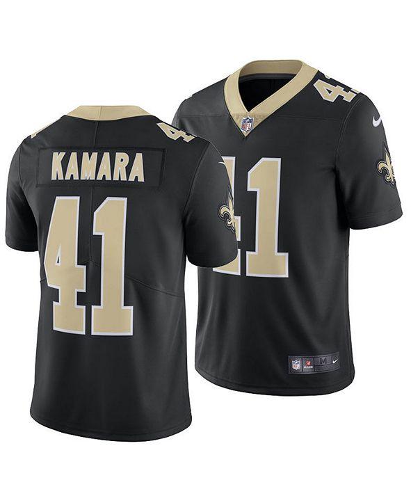 Nike Men's Alvin Kamara New Orleans Saints Vapor Untouchable Limited Jersey