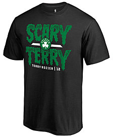 Majestic Men's Terry Rozier Boston Celtics Scary Terry T-Shirt