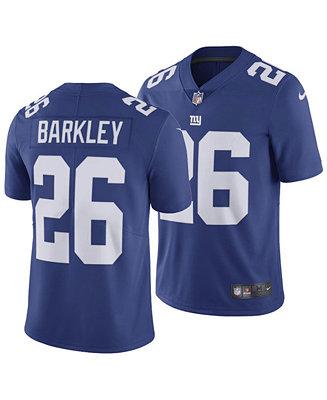 official photos 8f5c2 c7d4d Nike Men's Saquon Barkley New York Giants Vapor Untouchable Limited Jersey  & Reviews - Sports Fan Shop By Lids - Men - Macy's