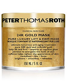 24K Gold Mask, 5 fl. oz.