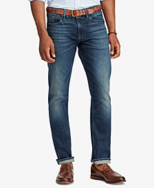 Polo Ralph Lauren Men's Varick Performance Slim Straight Jeans