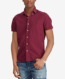 Polo Ralph Lauren Men's Big & Tall Classic Fit Cotton Oxford Shirt