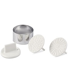 Villeroy & Boch Clever Baking Collection 4-Pc. Cookie Cutter & Stamp Set