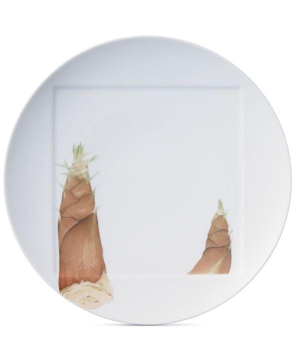 Noritake Kyoka Shunsai Bamboo Shoot Dinner Plate