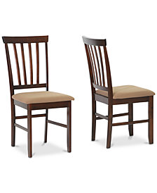 Selasa Dining Chair (Set of 2), Quick Ship
