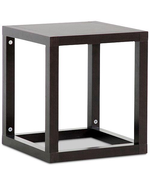 Furniture Pertu Nightstand, Quick Ship