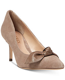 Lauren Ralph Lauren Lee Bow Pumps