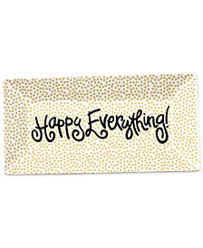 Coton Colors Happy Everything!™ Collection Cobble Small Dot Happy Everything Scoop Tray