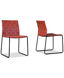 Engal Dining Chair (Set of 2), Quick Ship