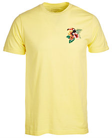 Club Room Men's Toucan Graphic T-Shirt, Created for Macy's