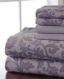 600 Thread Count 6-Pc. King Sheet Set