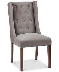 Curry Dining Chair (Set Of 2), Quick Ship
