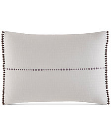 "ED Ellen Degeneres Greystone Breakfast 12"" x 16"" Decorative Pillow"