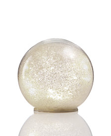 Holiday Lane Small Ball with LED Twinkle Light, Created for Macy's