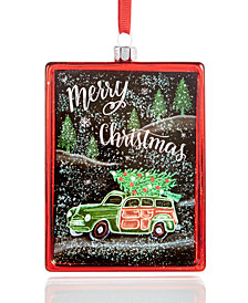 Holiday Lane Chalkboard Ornament, Created for Macy's