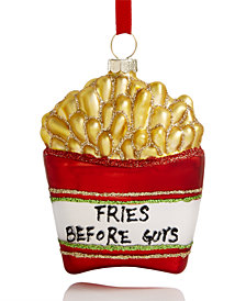 Holiday Lane French Fries Ornament, Created for Macy's