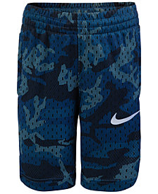 Nike Toddler Boys Dri-FIT Elite Camo-Print Shorts