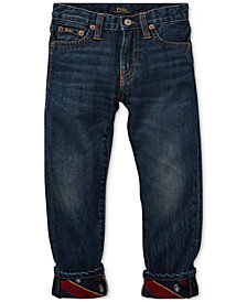Polo Ralph Lauren Little Boys Sullivan Slim Cotton Jeans