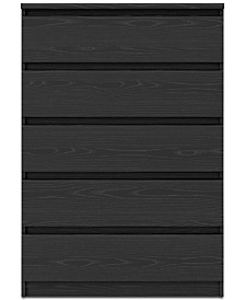 Essex 5-Drawer Chest, Quick Ship