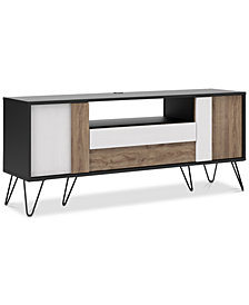 Breece Large TV Stand, Quick Ship