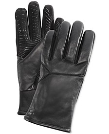 UR Men's Stretch Leather Gloves
