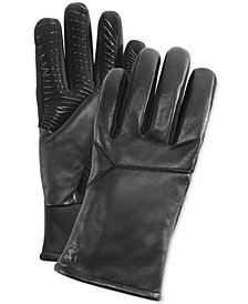 Fownes Men's Stretch Leather Gloves