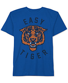 Jem Toddler Boys Easy Tiger Graphic-Print T-Shirt