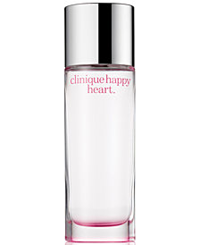 Clinique Happy Heart Perfume Spray, 1.7 fl oz