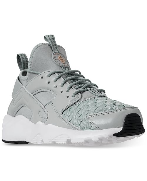 huge selection of 8efd1 902b1 Nike Men s Air Huarache Run Ultra SE Casual Sneakers from Finish ...