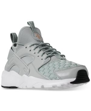 55c93de0d9838 Nike Men's Air Huarache Run Ultra Se Casual Sneakers From Finish Line In  Lite Pumice/