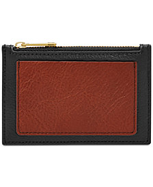 Fossil Shelby Zip Coin Wallet