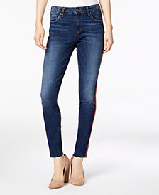 STS Blue Emma Side-Striped Skinny Jeans