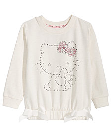 Hello Kitty Toddler Girls Cashmere Sweatshirt
