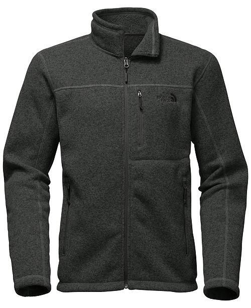5bcc0c193 The North Face Men's Gordon Lyons Full-Zip Fleece Jacket & Reviews ...