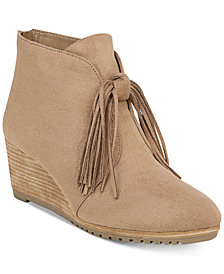 Dr. Scholl's Classify Wedge Booties